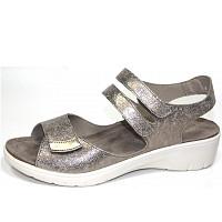 SOLIDUS - Gina Fango - Sandalette - Gold