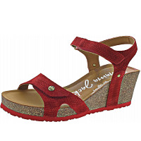 PANAMA JACK - Sandalette - rojo-red
