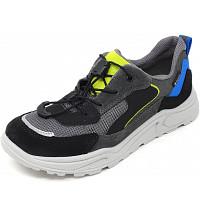 Superfit - Sneaker - grau blau