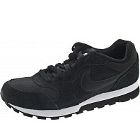 NIKE - Wmns MD Runner 2 - Sneaker - black-white