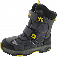 JACK WOLFSKIN - Boys Polar Bear Texapore - Wanderschuh - burly yellow XT