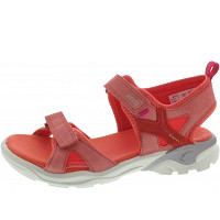ECCO - Raft - Sandale - SPICED CORAL/CORAL B