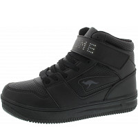 KANGAROOS - Future-Space Hi - Sneaker - jet black