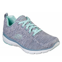 SKECHERS - Sportschuh - silver/ light