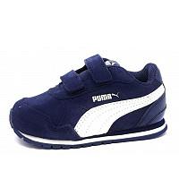 PUMA - ST Runner - Sneaker - blau weiß