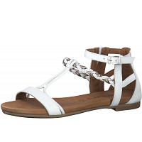 Tamaris - Sandalette - white