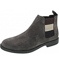 Tommy Hilfiger - Essential Chelsea Boot - Chelsea - steel grey
