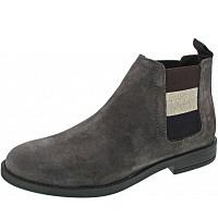 TOMMY HILFIGER - Essential Chelsea Boot - Chelsea - steel grey