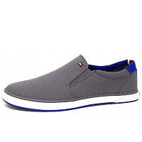 TOMMY HILFIGER - Icon Slip - Slipper - 039 grey
