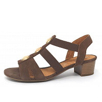 JENNY BY ARA - Berlin - Sandalette - walnut