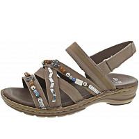 ARA - Hawaii - Sandale - taupe-silber
