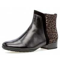 Gabor Comfort - Stiefel - schwarz anthrazit