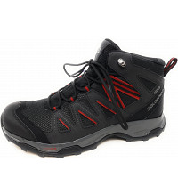 SALOMON - Hillrock MId - Outdoorschuh - black phantom
