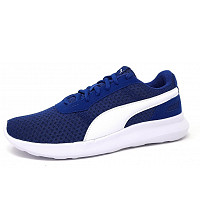 PUMA - St Activate Jr - Sportschuh - 0008 blue-white