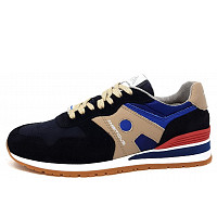 AMBITIOUS - Sneaker - navy taupe