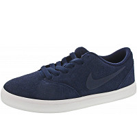 NIKE - SB Check Suede (GS) - Sneaker - midnight navy