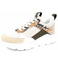 BULLBOXER - Bullb oxer - Sneaker - beige weiss