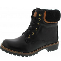 ALL ABOUT SHOES - Schnürstiefel - black