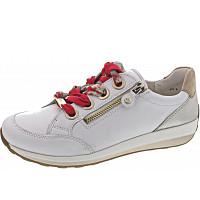 Ara - OSAKA - Sneaker - WEISS,WEISSGOLD/CAME