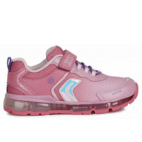 GEOX - J ANDROID - Sneaker - FUCHSIA