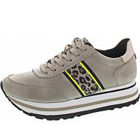 Tamaris - Sneaker - TAUPE/LEO COMB