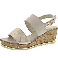 JANA - Sandalette - BEIGE