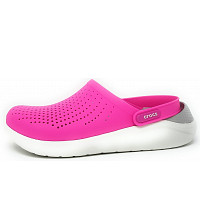 CROCS - Lite Ride Clog - Clogs - rosa