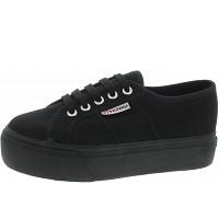 Superga - Sneaker - full black