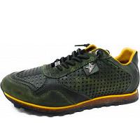 CETTI - Sneaker - musgo- mostaza