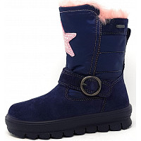 Superfit - Winterstiefel - BLAU/ROSA
