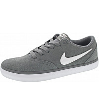 NIKE - SB Check Solar - Sneaker - cool grey-white