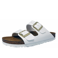 Birkenstock - Arizona - Pantolette - patent white