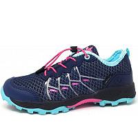 BRÜTTING - Austin Low - Sneaker - 1212 marine/türkis/pink