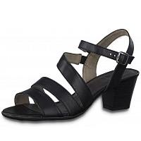 JANA - Weite H - Sandalette - black