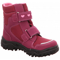 SUPERFIT - Schuh Textil \ HUSKY1 - Stiefel - ROT/ROSA