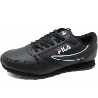 FILA - Orbit Low - Sneaker - 12V black-black