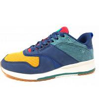SCOTCH & SODA - Vivex - Sneaker - S331 yellow blue night