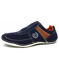 BUGATTI - Canario - Slipper - 4100 dark blue