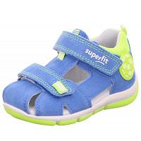 Superfit - Lauflern - blau/ gelb
