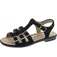 RICOSTA - LINE -S- - Sandaletten - schwarz