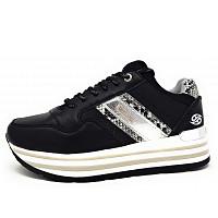 DOCKERS - Sneaker - 100 blk
