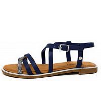 MUSTANG - Sandale - blau