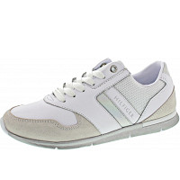 Tommy Hilfiger - Iridescent Light Sneaker - Sneaker - white/silver