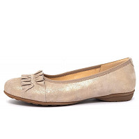 Gabor Comfort - Da.-Schuh - Ballerina - beige