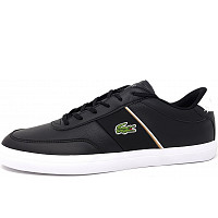 Lacoste - Courtmaster - Sneaker - blk