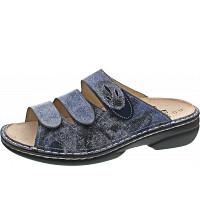 FINN COMFORT - Kos - Pantolette - Jeans/Atoll