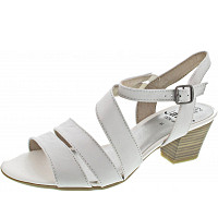 JANA - Sandalette - WHITE