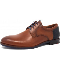 LLOYD - SARGON - Businessschuh - cognac blue