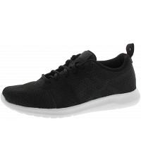 ASICS - Kanmei GS - Sneaker - black/white