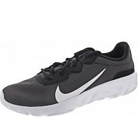 NIKE - Explore Strada - Sneaker - black-white